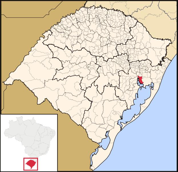 mapa porto alegre Porto Alegre no mapa | Adote um vereador | FANDOM powered by Wikia mapa porto alegre