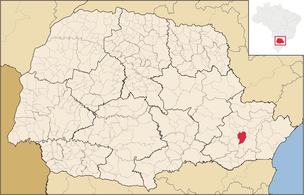 curitiba mapa Curitiba no mapa | Adote um vereador | FANDOM powered by Wikia curitiba mapa