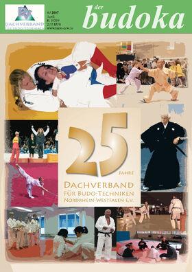 Der budoka - Titelblatt und Logo (april 2007) editiert