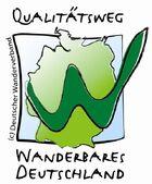 Logo Qualitätsweg Wanderbares Deutschland