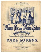 Carl Lorens Weana Chic Weana Schan