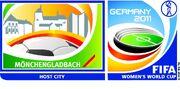 Host City Logo Moenchengladbach