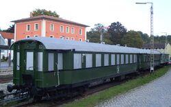 MEV-LL-Wagen