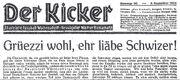 Der Kicker Titel 1924 50