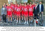 Regio Team MT Melsungen Radsport-2017