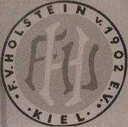 Wappen FV Holstein von 1902