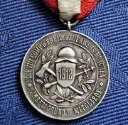 Medaille VIII Kompanie FF München