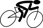 Icon Radfahren