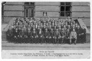 Deutscher Arbeiter-Sängerbund in Apolda 1913