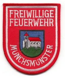 Logo Feuerwehr Münchsmünster