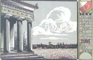 Couleurkarte Ottonia München um 1913