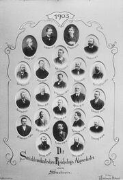 Reichtagsabgeordnete 1903