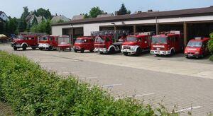 Feuerwehr Borken