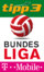 Logo tipp3-bundesliga powered by t-mobile