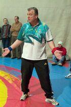 Kampfrichter Fredy Albrecht für Wikipedia