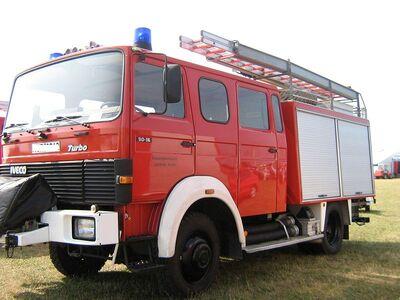 D-Borken (Hessen) Feuerwehr LF 16 TS