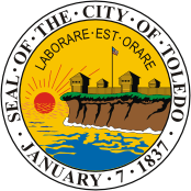 Toledo OH seal