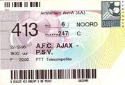 Ajax vs PSV