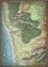 Schubben van kwarts, kaart Nimmerwinter