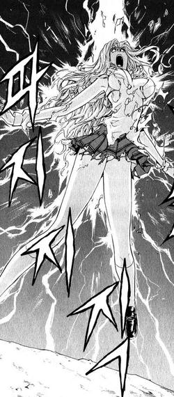 Heaven's Void Lightning Brand