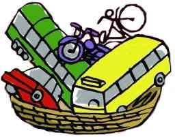 Mandje verkeer en vervoer