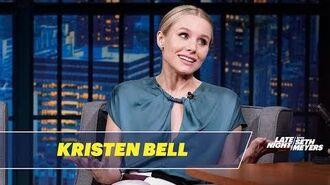 Kristen Bell Talks About the Return of Veronica Mars