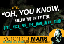 The thousand dollar tan line veronica mars wiki fandom powered thousand dollar tan line extract from book fandeluxe Ebook collections