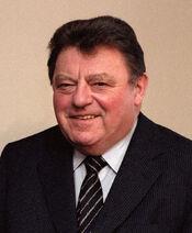 Franz Josef Strauß 1982