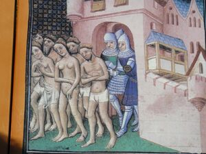Cathars expelled