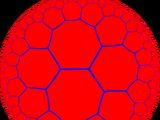 Order-3 octagonal tiling