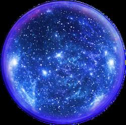 Bubble-Universe