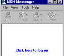 MSN Messenger 1.0.0893