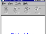 MSN Messenger 1.0.0893
