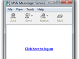 MSN Messenger 2.1.1047
