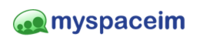 MySpaceIM Beta Logo