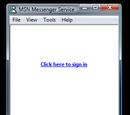 MSN Messenger 3.6.0039