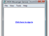 MSN Messenger 3.6.0039