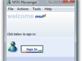 MSN Messenger 5.0.0544