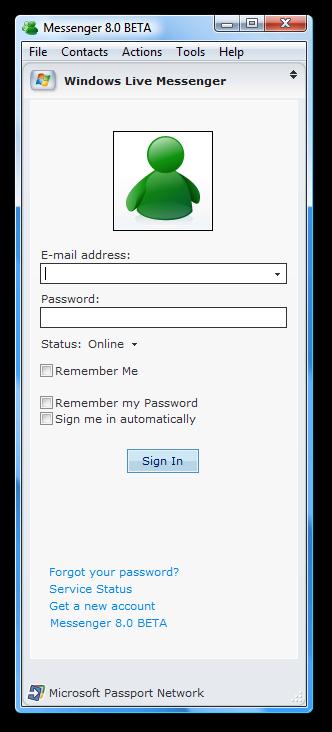 Windows Live Messenger 8 0 0562 Beta | Versions Wiki