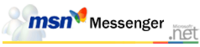 MSN Messenger 4.6.0076 Banner