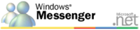 Windows Messenger 4.5.0121 Banner