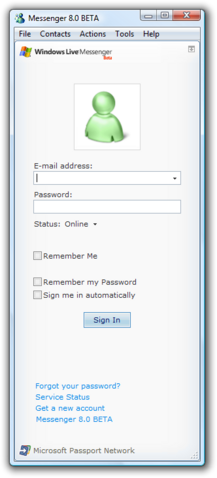 File:Windows Live Messenger 8.0.0566 Beta.png