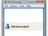 MSN Messenger 4.5.0121