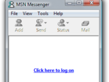 MSN Messenger 2.0.0085