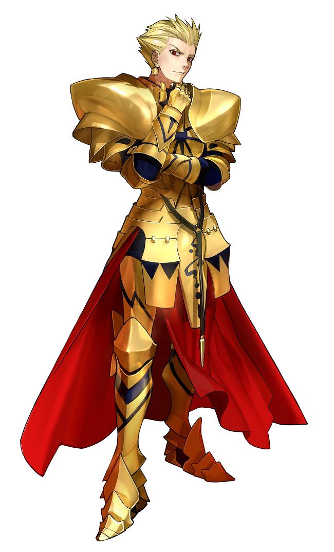 Gilgamesh (Fate) | Versus Compendium Wiki | FANDOM powered