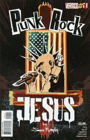 Punk rock jesus 1