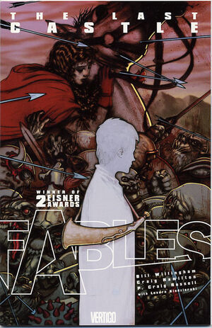 Fables The Last Castle Vol 1 1