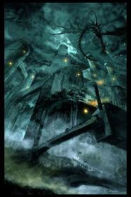 Lost castle by noah kh