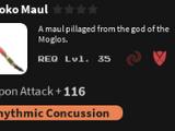 Moko Maul