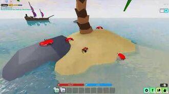 Vesteria Beta - Crabby Den Location (MUST BE LEVEL 7)